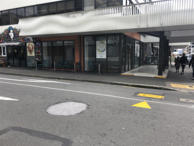 Prime Te Aro Retail  for Lease Wellington Central