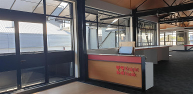 Contemporary Character Offices  for Lease Christchurch Central