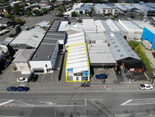 Conveniently Located Warehouse Property for Lease Phillipstown Christchurch