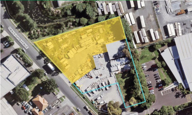 Cheap Takanini Yard  for Lease Auckland