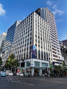 Modern Office Property for Lease Auckland Central