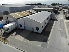 Industrial Warehouse Property for Sale Bromley Christchurch
