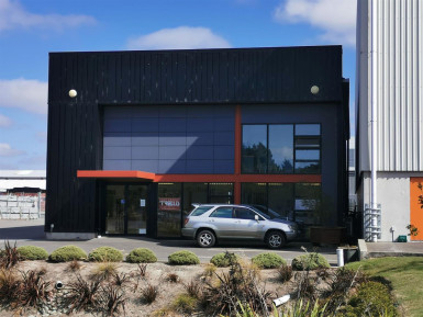 Industrial Warehouse  for Lease Halswell Christchurch