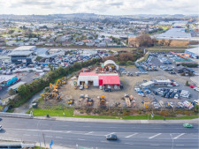 High Profile Yard and Workshop Property for Lease Takanini Auckland