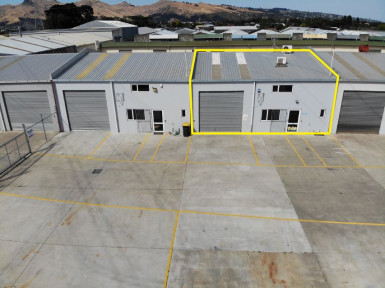Affordable Warehouse and Workshop  for Lease Bromley Christchurch