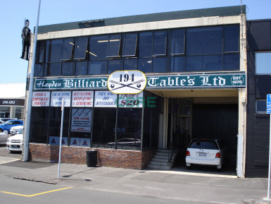 Great Frontage Offices  for Lease Grey Lynn Auckland