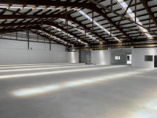 823sqm Clear Span Warehouse Property for Lease Saint Johns Auckland