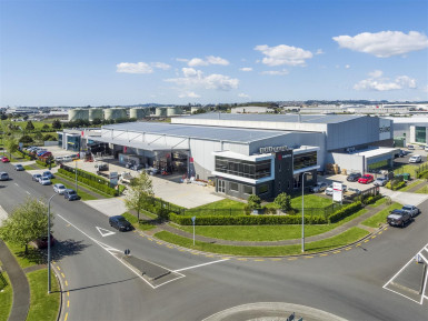 A-Grade Industrial Warehouse  for Lease Auckland
