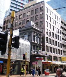 Malcolm Pacific House Offices Property for Lease Wellington CBD