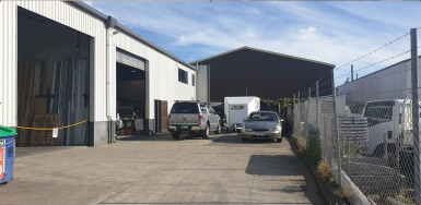 Bite-Sized Industrial Unit  for Lease Glendene Auckland