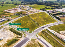 Industrial Land Property for Sale Westgate Auckland