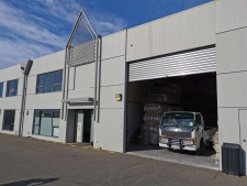 Addington Warehouse or Office Property for Lease Christchurch