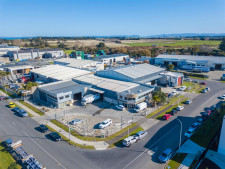 Industrial Site Property for Lease Wiri Auckland