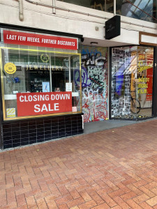 Retail Space Property for Lease Te Aro Wellington