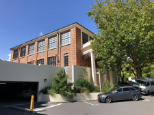 Iconic Standalone Character Offices Property for Lease Freemans Bay Auckland