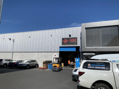 Warehouse  for Lease Penrose Auckland