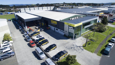 Airport Industrial Property  for Lease Mangere Auckland